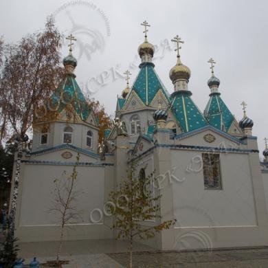 Церковь Покрова Пресвятой Богородицы в городе Бийск