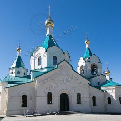Храм Святителя Николая Чудотворца в городе Гусь-Хрустальном
