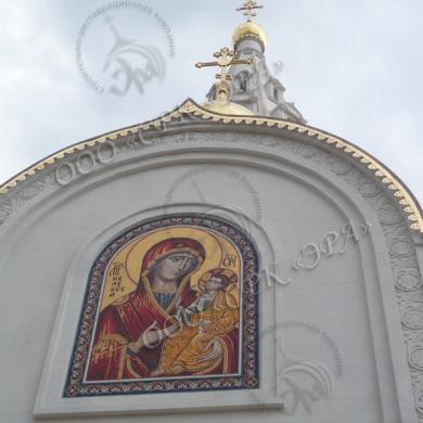 Изготовление подзоров церковных компанией ЭРА