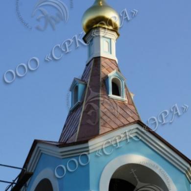 Реставрация Казанской церкви