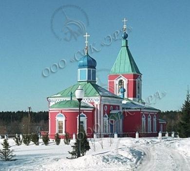 Церковь Архистратига Божия Михаила в с. Былово, МО (Было)