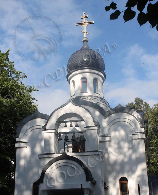Храм Преображения Господня пос. Репино, СПб