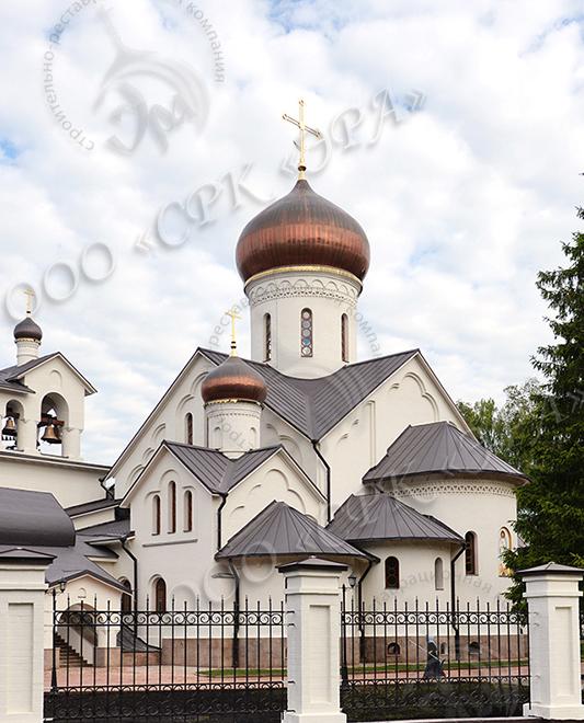 Храм Живоначальной Троицы в г. Троицк