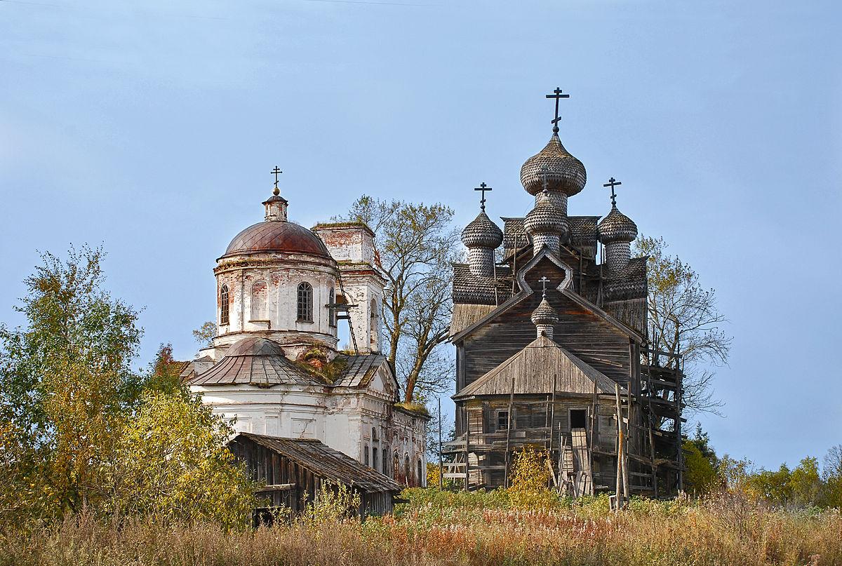 Кровля церквей храмов