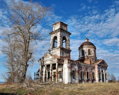 Кровля церквей храмов устройство