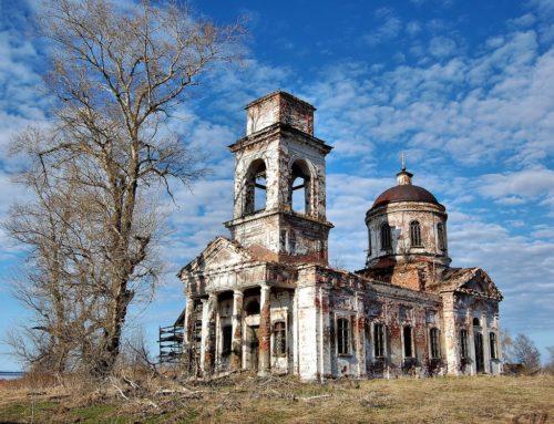 В Вологодской области завершилась реставрация церкви 18-го века