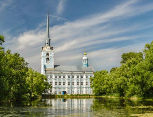 Завершился 2-ой этап реставрации храма Петра и Павла